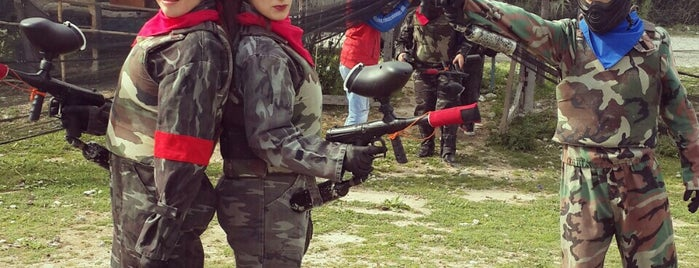 Getto Paintball is one of Antalya.