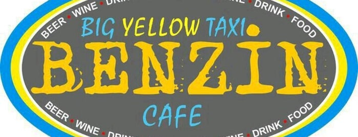 Big Yellow Taxi Benzin is one of Tempat yang Disukai Ayşen.