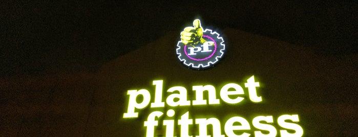 Planet Fitness is one of Andrew : понравившиеся места.