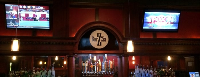 Bar Zia is one of Mpls St Paul Insider Eats 2012.