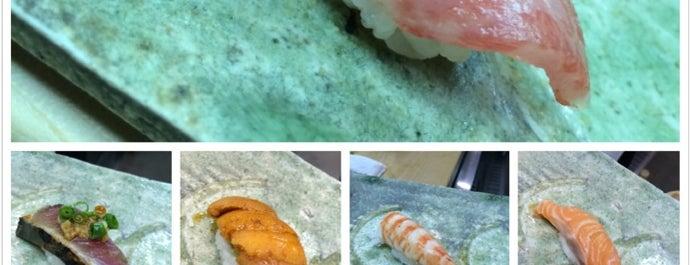 鮨割烹 なか一 is one of kyoto.