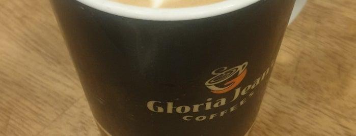 Gloria Jean's Coffees is one of TİMUR'un Beğendiği Mekanlar.