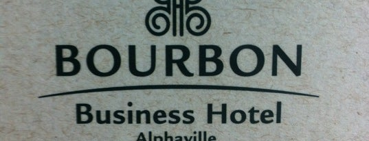 Bourbon Alphaville Business Hotel is one of Carlosさんの保存済みスポット.