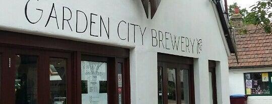 Garden City Brewery is one of สถานที่ที่ Carl ถูกใจ.