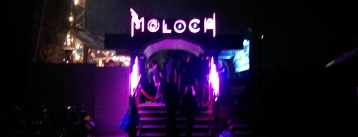 Moloch is one of HAM × Clubs × Bars.