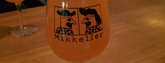 Mikkeller Little Italy is one of Locais curtidos por Bigmac.