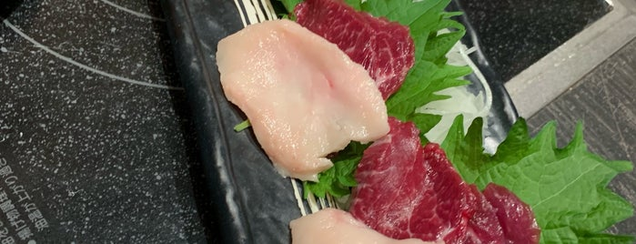 Motsufuku is one of Favorite Food.