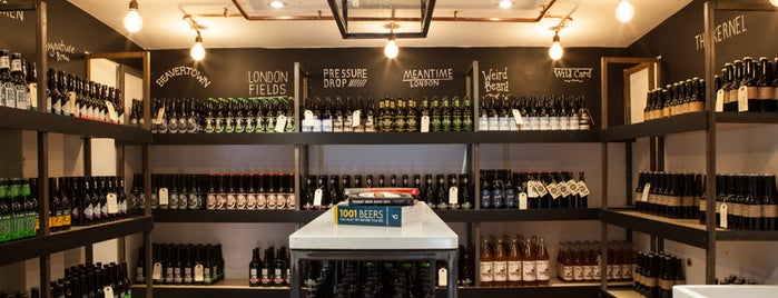 Bottle Apostle is one of London's Best for Beer.