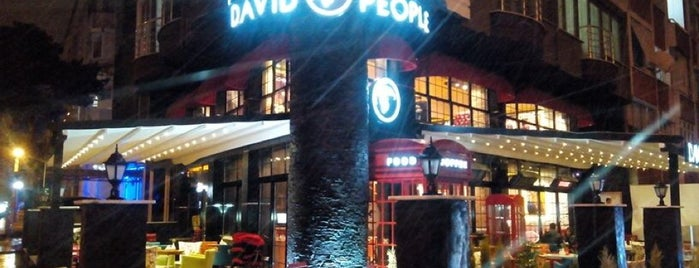 David People is one of Afyon Hit.