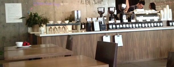 Specialty Coffee California