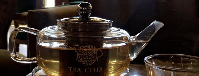 Tea Club is one of สถานที่ที่ Muneera ถูกใจ.