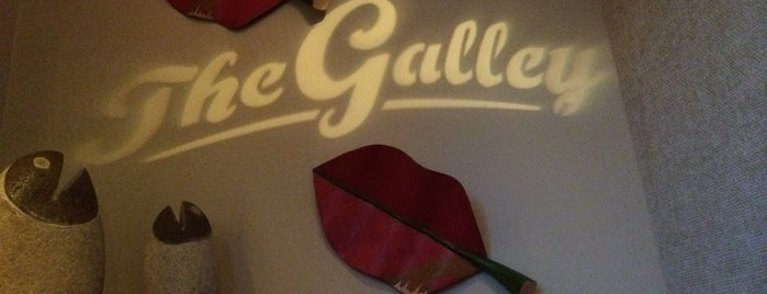 The Galley Seafood Grill & Bar is one of California.