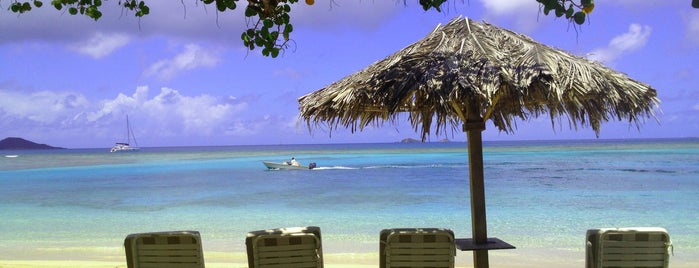 Little Dix Bay Resort is one of St.Thomas/St.John & Virgin Gorda.