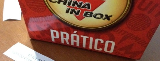 China in Box is one of Pinheiros.