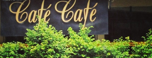 Cafe Cafe is one of Food I like….