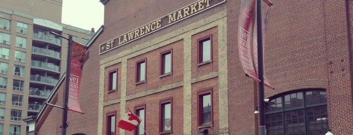 St. Lawrence Market (North Building) is one of Toronto, ON.