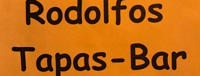 Rodolfos Tapas Bar is one of Lugares guardados de marnie.