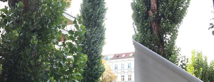 Berliner Eismanufaktur is one of Berlin.