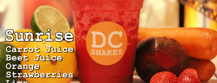 DC Shakes is one of DC.