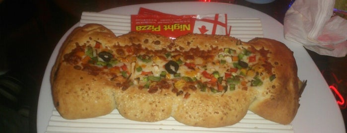 Night Pizza is one of Tehran.