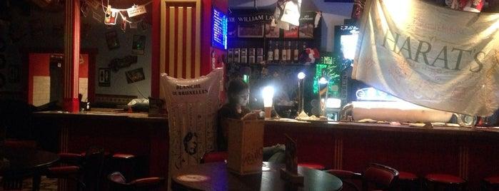Harat's Irish Pub is one of Locais curtidos por Василий.