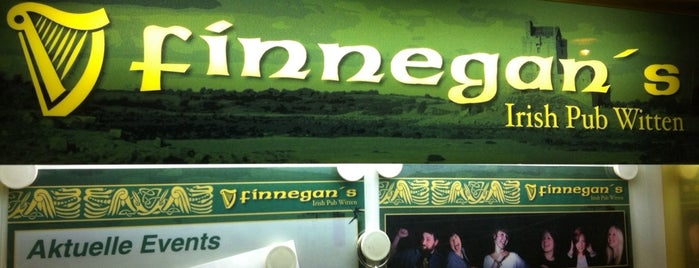 Finnegan's Irish Pub is one of Buddy'un Kaydettiği Mekanlar.