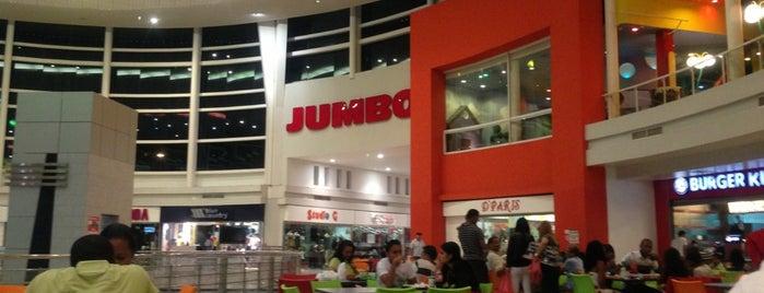 Jumbo is one of Lieux qui ont plu à Michael.