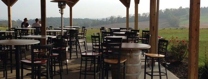Blair Vineyards is one of Vineyards, Breweries, Beer Gardens.