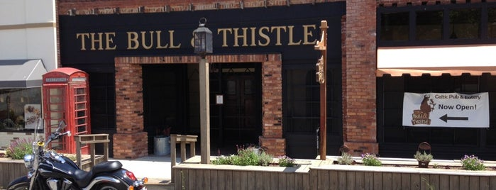 The Bull & Thistle is one of Lugares favoritos de Krissy.