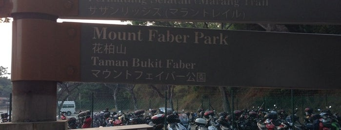 Mt Faber is one of Singapore.