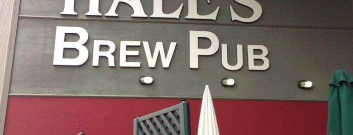 Hale's Ales Brewery & Pub is one of Daniel 님이 좋아한 장소.