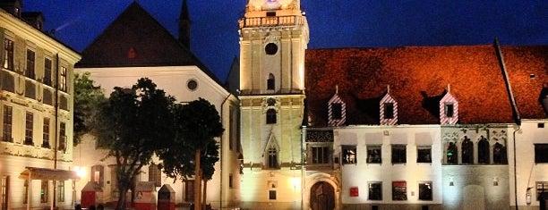 Hlavné námestie | Main Square is one of visit again.