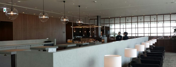 Cathay Pacific Lounge is one of Foxxy 님이 좋아한 장소.