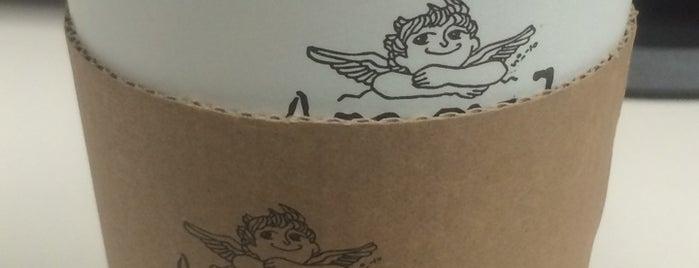 Angel in-us Coffee is one of Lugares favoritos de Runes.