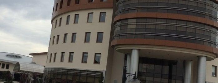 Ufuk Üniversitesi is one of Merve : понравившиеся места.