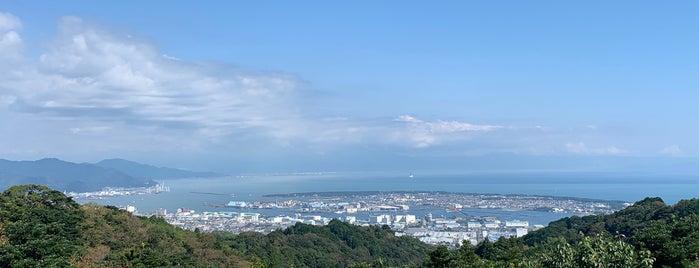 日本平展望台 is one of Masahiro : понравившиеся места.