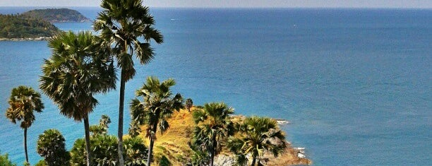 Laem Phrom Thep is one of Places.