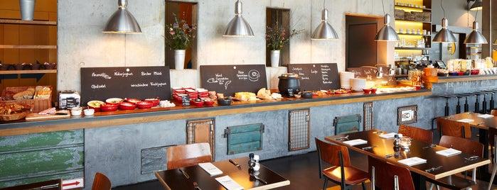 Heimat Küche + Bar is one of Hamburg 2014.