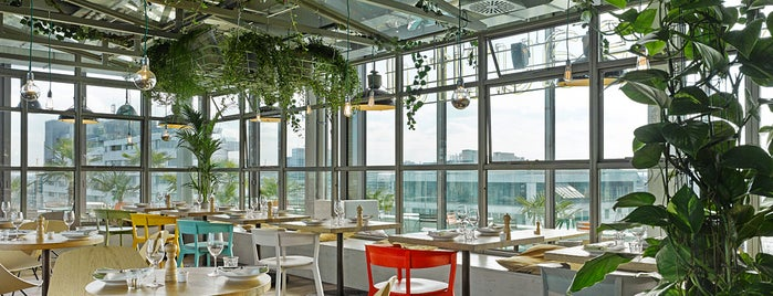NENI Berlin is one of Eat.