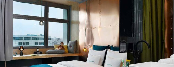 25hours Hotel Bikini Berlin is one of Design Hotels.