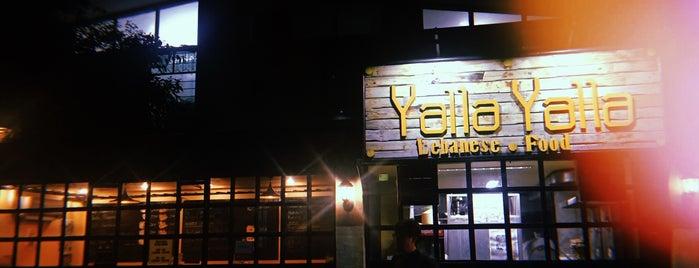 Yalla Yalla Express is one of Manila.