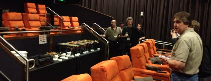 iPic Theaters Redmond is one of Attractions.