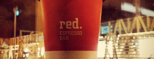 Red. Espresso Bar is one of Кафешечки..