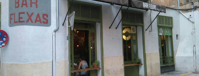 Flexas is one of Mallorca Food and Drinks.