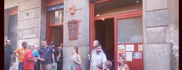 Bodega Bar Costa Brava is one of Bodegas de Barcelona.
