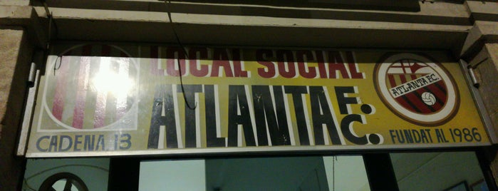 Atlanta FC is one of Bar de futbol - complert.