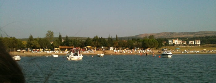 Saros Camping & Beach Club is one of Well Done.