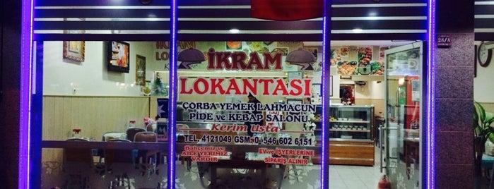 İkram Lokantası is one of Restaurant.