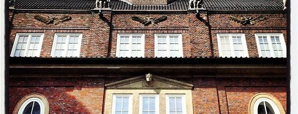 Музей истории Гамбурга is one of hamburg.
