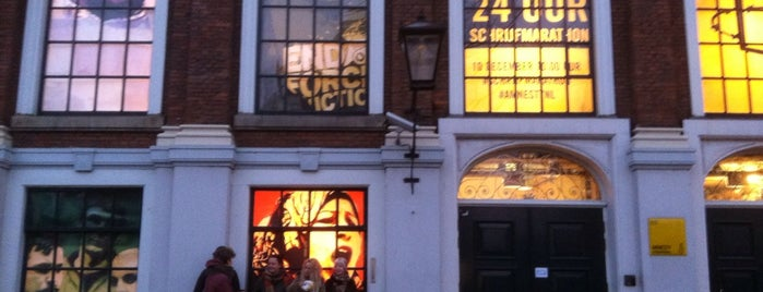 Amnesty International Nederland is one of Monuments ❌❌❌.